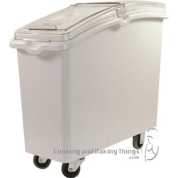 78561 - Continental Mfg. - 9326 - 26 gal Mobile Ingredient Bin Product Image
