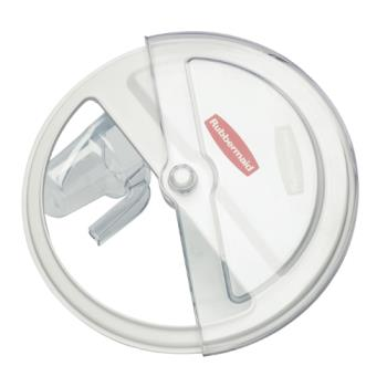 78495 - Rubbermaid - 9G76 - 10 gal BRUTE® Sliding Lid Product Image