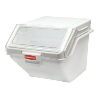 78554 - Rubbermaid - FG9G5800WHT - 200 Cup ProSave Ingredient Bin Combo Product Image