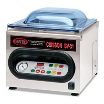 EURSV31 - Orved - SV31 - Orved Small Professional Digital Vacuum Sealer Product Image