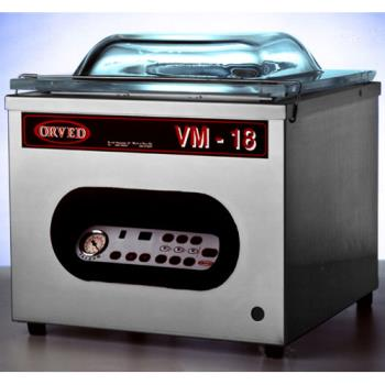 EURVM18 - Orved - VM18 - Large Orved Vacuum Sealer With Dome Cover Product Image