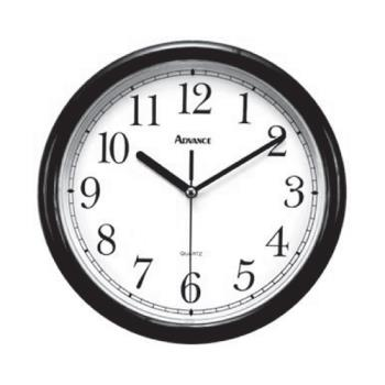 81300 - Royal Industries - CLOCK BLK - 10 in Wall Clock Product Image