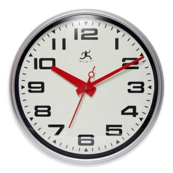 86655 - Commercial - 14097SV-3282 - 15 in Lexington Avenue Wall Clock Product Image