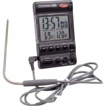 76330 - Cooper-Atkins - DTT361-0-8 - 32  - 392  F Digital Thermo-Timer Product Image