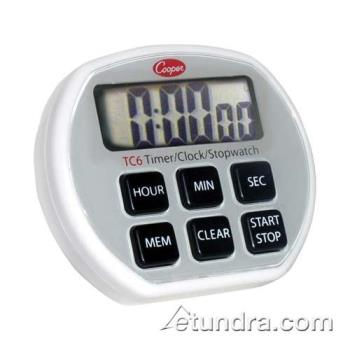 58898 - Cooper-Atkins - TC6-0-8 - 24 hr Digital Timer Product Image