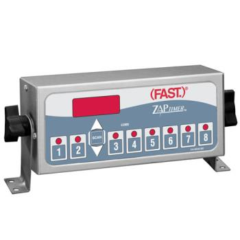 81308 - FAST - Z080120HFC - ZAP 8 Event Digital Timer Product Image