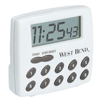 FCP40005X - West Bend - 40005X - 100 hr Digital Timer Product Image