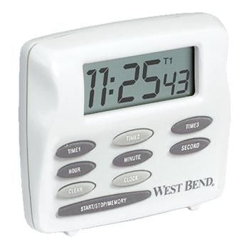 FCP40053 - West Bend - 40053 - 100 hr Digital Timer Product Image