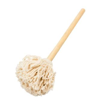 75895 - Carlisle - 3623200 - Hand Held Cotton Bowl Mop Product Image
