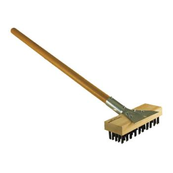 83306 - Commercial - 27 in Coarse Bristle Broiler Brush  Product Image