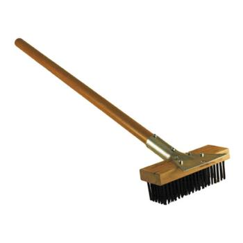 83307 - Commercial - 27 in Fine Bristle Broiler Brush  Product Image