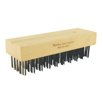 83302 - Commercial - 7 3/4 in Coarse Bristle Broiler Brush Replacement Product Image