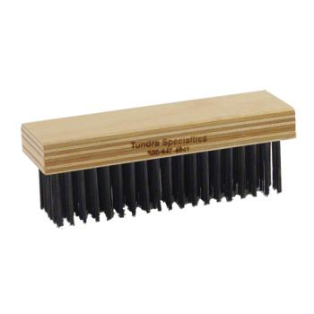 83313 - Malish - WBC-P - 7 1/4 in Wire Grill Brush Product Image