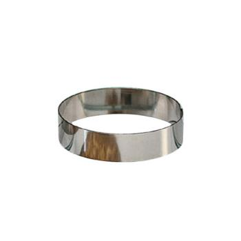 AMMHB597 - American Metalcraft - HB597 - 6 in Round Hash Brown Ring Product Image