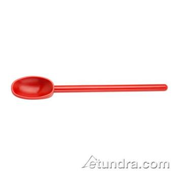 "59357 - Mercer Cutlery - M33182RD - 11 7/8"" Red High Heat Mixing Spoon Product Image"