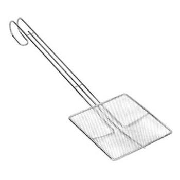 8005825 - FMP - 226-1004 - Nickel Plated Fine Mesh Skimmer Product Image