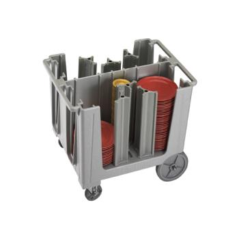 CAMADCS480 - Cambro - ADCS - S-Series Gray Dish Adjustable Caddy Product Image