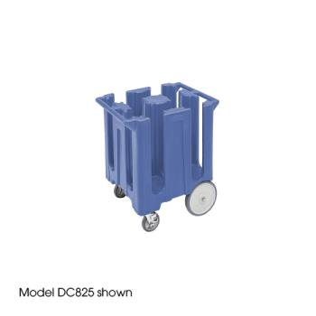 CAMDC1225401 - Cambro - DC1225 - 12 1/4 in Plate Blue Poker Chip Dish Caddy Product Image