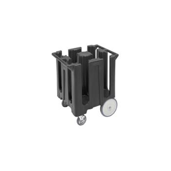 CAMDC825110 - Cambro - DC825110 - 8 1/4 in Plate Black Poker Chip Dish Caddy Product Image