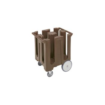 CAMDC825131 - Cambro - DC825131 - 8 1/4 in Plate Brown Poker Chip Dish Caddy Product Image