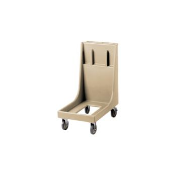 CAMCD100H157 - Cambro - CD100H - Camdolly 17 in X 26 in Beige Dolly Product Image