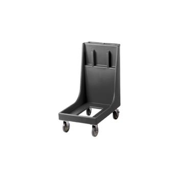 CAMCD100H110 - Cambro - CD100H - Camdolly 17 in X 26 in Black Dolly Product Image