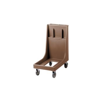 CAMCD100H131 - Cambro - CD100H - Camdolly 17 in X 26 in Brown Dolly Product Image