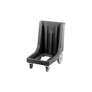 CAMCD100HB110 - Cambro - CD100HB110 - Camdolly® 17 in X 26 in Black Big Wheel Dolly Product Image