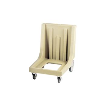 CAMCD1826MTCHB157 - Cambro - CD1826MTCHB - Camdolly 22 in X 29 in Beige Big Wheel Dolly Product Image