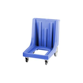 CAMCD1826MTCHB401 - Cambro - CD1826MTCHB - Camdolly 22 in X 29 in Blue Big Wheel Dolly  Product Image