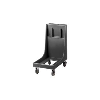 CAMCD300H110 - Cambro - CD300H - Camdolly 17 in X 23 in Black Dolly Product Image