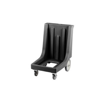 CAMCD300HB110 - Cambro - CD300HB110 - Camdolly® 17 in X 23 in Black Big Wheel Dolly Product Image