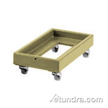 CAMCD1327157 - Cambro - CD1327 - Camdolly 13 in X 27 in Beige #10 Can Case Dolly  Product Image