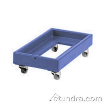 CAMCD1327401 - Cambro - CD1327 - Camdolly 13 in X 27 in Blue #10 Can Case Dolly  Product Image