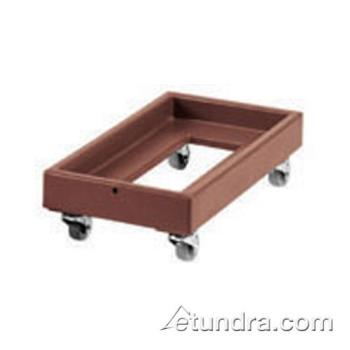 CAMCD1327131 - Cambro - CD1327 - Camdolly 13 in X 27 in Brown #10 Can Case Dolly  Product Image