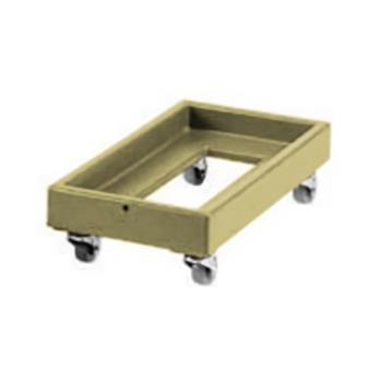 CAMCD1327157 - Cambro - CD1327157 - Camdolly® 13 in X 27 in Beige #10 Can Case Dolly Product Image