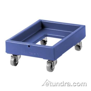 CAMCD1420401 - Cambro - CD1420 - Camdolly 14 in X 19 in Blue #10 Can Case Dolly  Product Image