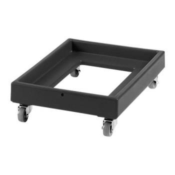 CAMCD2028110 - Cambro - CD2028110 - Camdolly® 20 in X 28 in Black #10 Can Case Dolly Product Image