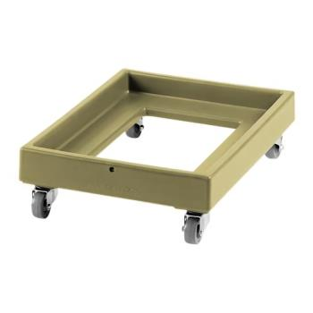 CAMCD2028157 - Cambro - CD2028157 - Camdolly® 20 in X 28 in Beige #10 Can Case Dolly Product Image