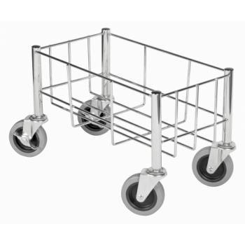 11932 - Winco - DWR-1708 - Trash Can Dolly Product Image