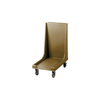 CAMCD1826H131 - Cambro - CD1826H - Camdolly 18 in X 26 in Brown Sheet Pan Dolly Product Image