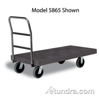 CTM5860 - Continental Mfg. - 5860 - 24 in x 48 in Platform Truck Product Image