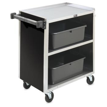 VOL97181 - Vollrath - 97181 - 30 7/8 in x 17 3/4 in Black Service Cart Product Image