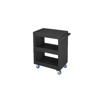 CAMBC225110 - Cambro - BC225110 - 28 in X 16 in Black Service Cart Product Image