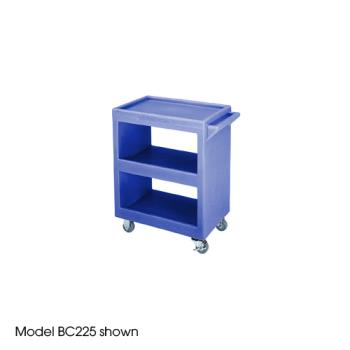 CAMBC2254S401 - Cambro - BC2254S - 28 in X 16 in Blue Service Cart   Product Image