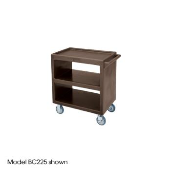 CAMBC2254S131 - Cambro - BC2254S - 28 in X 16 in Brown Service Cart   Product Image