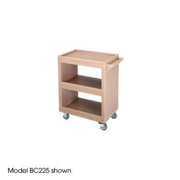CAMBC2254S157 - Cambro - BC2254S157 - 28 in X 16 in Beige Service Cart Product Image
