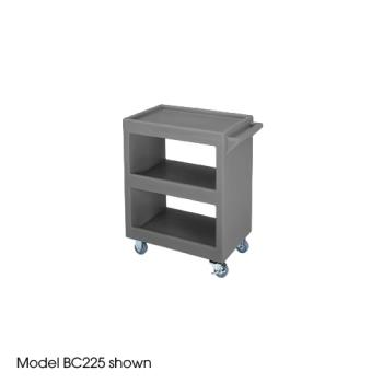 CAMBC2254S180 - Cambro - BC2254S180 - 28 in X 16 in Gray Service Cart Product Image
