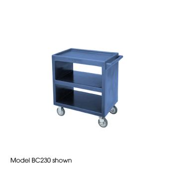 CAMBC2304S401 - Cambro - BC2304S - 33 1/4 in X 20 in Blue Service Cart  Product Image
