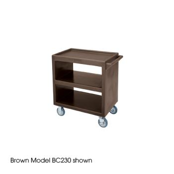CAMBC2304S157 - Cambro - BC2304S157 - 33 1/4 in X 20 in Beige Service Cart Product Image